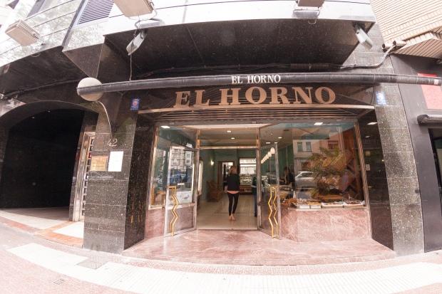 Panadería El Horno